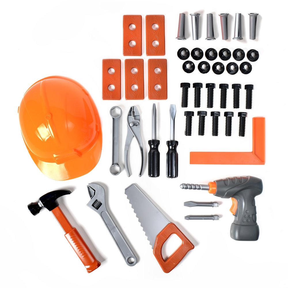 45-Piece Deluxe Tool Set