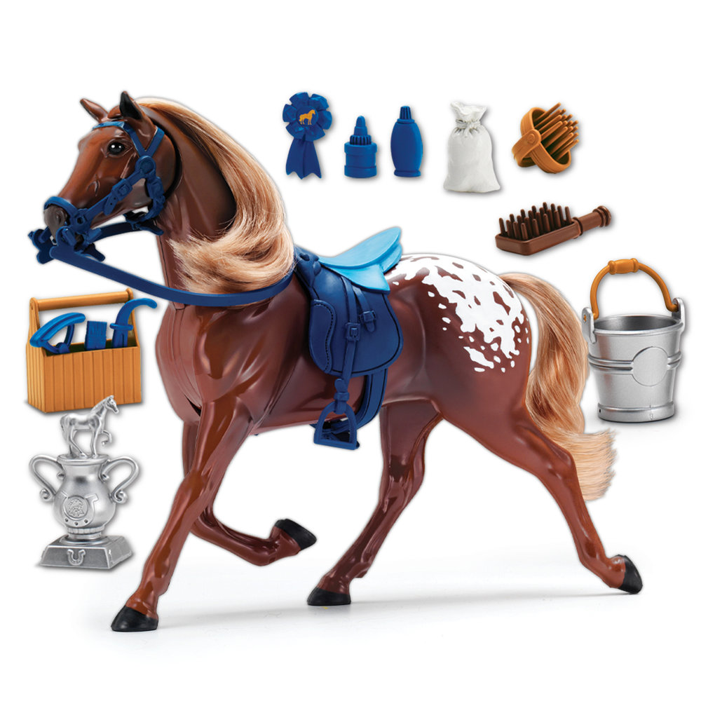 Appaloosa Deluxe Horse