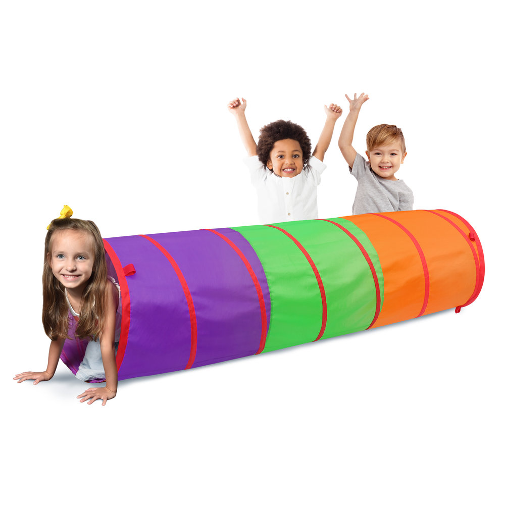 6 Foot Adventure Play Tunnel