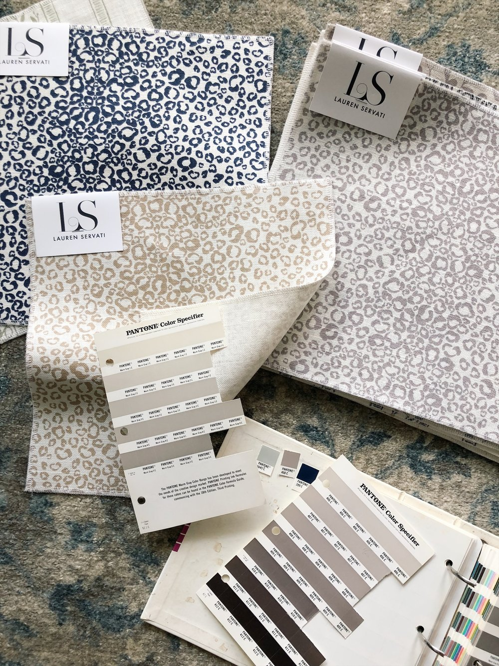 Lauren Servati Textiles, Small Batch Textiles