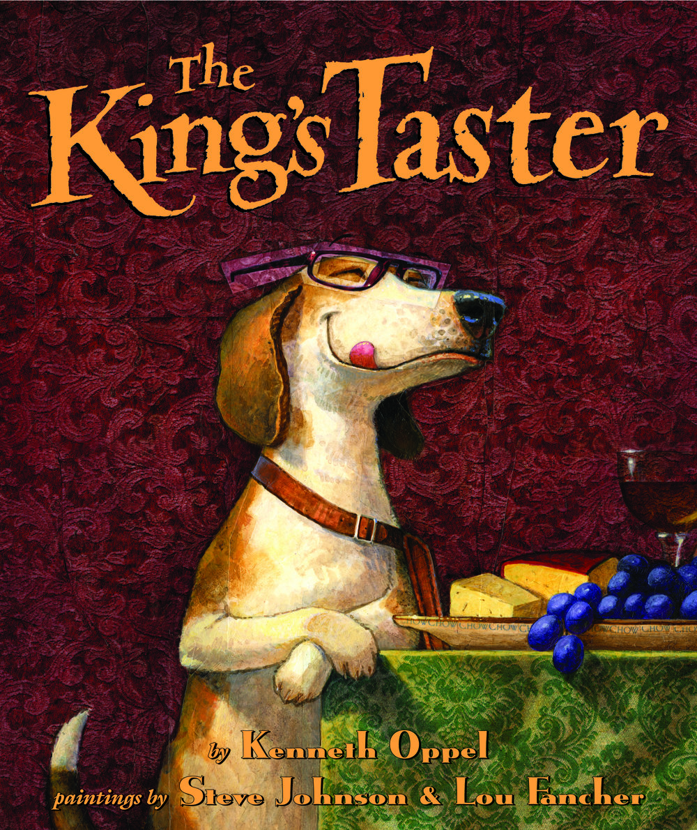 Max and the cook must find a new recipe—and fast—otherwise, if the new king has his way, they'll be losing more than just their jobs! -