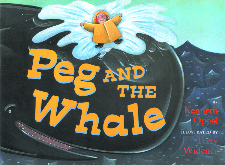 Now that Peg's pushing seven, she figures it's high time she caught herself a whale. So she packs up her fishing rod and signs on with the whaleship Viper. -