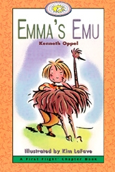 Breathless with excitement, she opens the crate to reveal -- an emu! What will Emma do with her remarkable pet? And what on earth will her mother say?  -