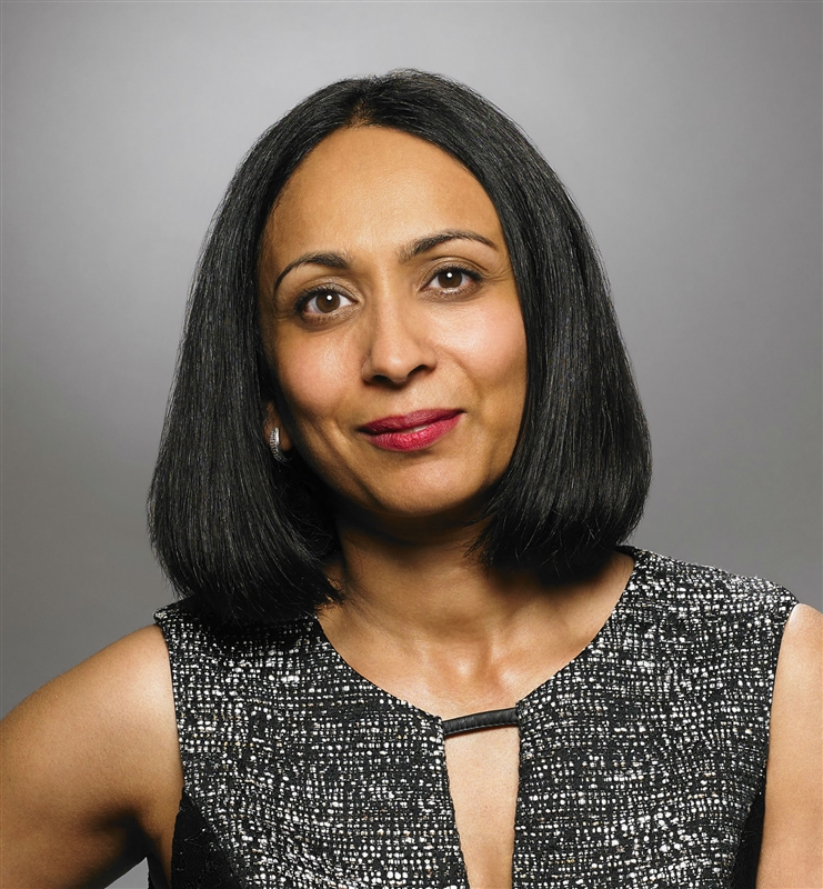 Surinder Simmons - Head of HR at Hearst UK