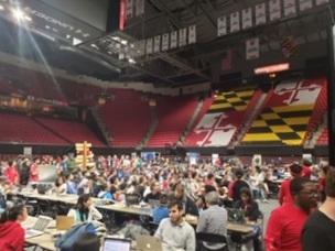 Bitcamp Hackathon 2019 - Xfinity Center - Univ. of Maryland