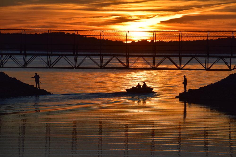 Kentucky Lake Sunrise.JPG