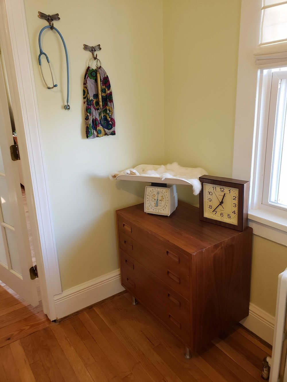 Prenatal/Post-Partum Room