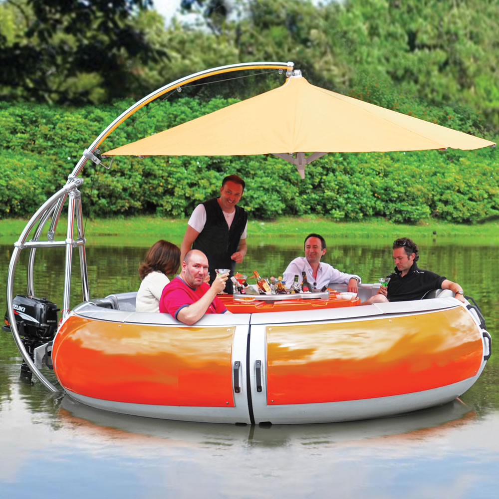 Check out our Donut Boats