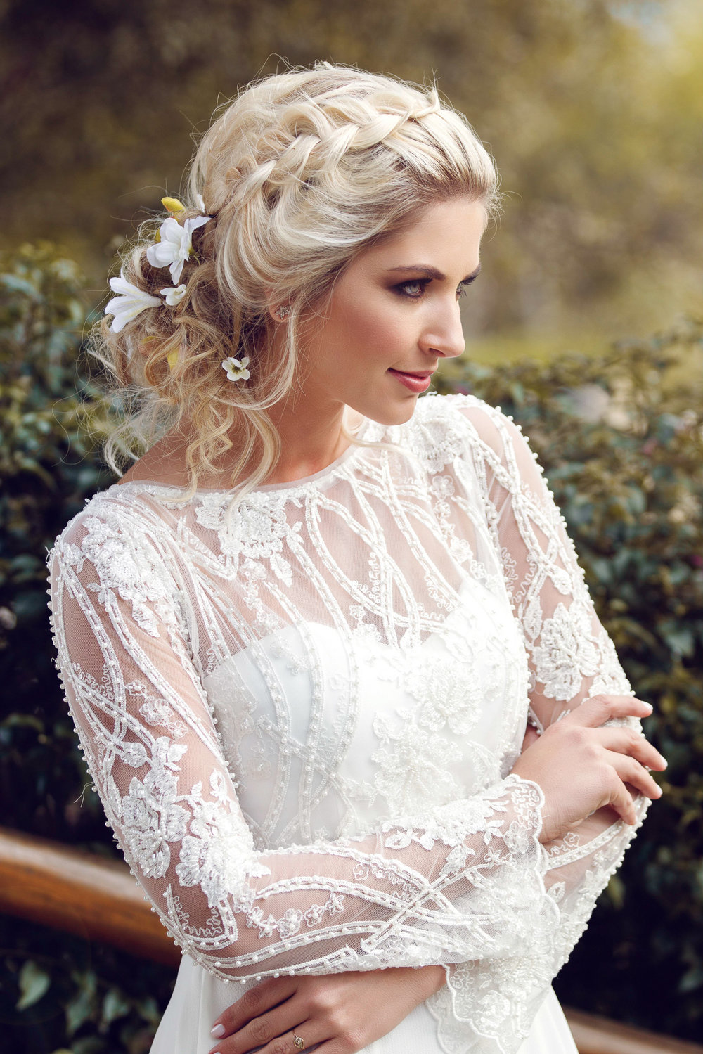 Romantic Bride -
