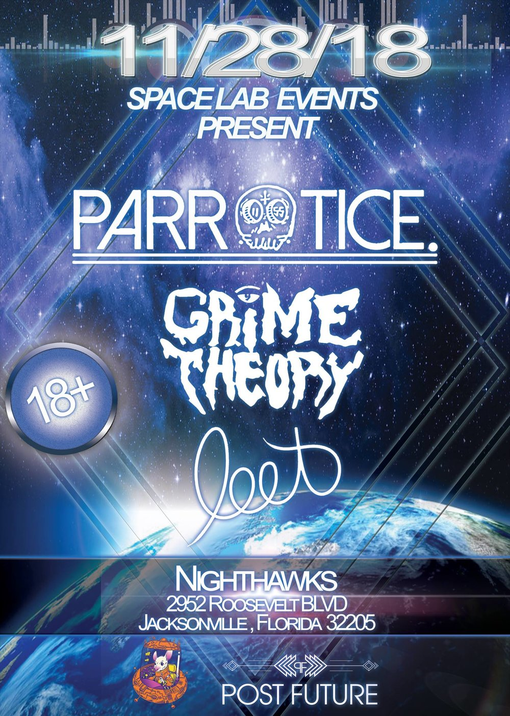 Parrotice / Leet / Grime Theory