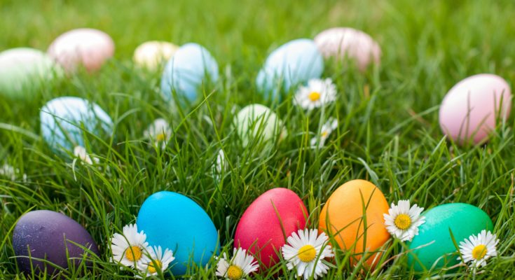 Bring the Family - Egg Hunt for kids up through 3rd grade and a Treasure Hunt for elementary age kids, and their families