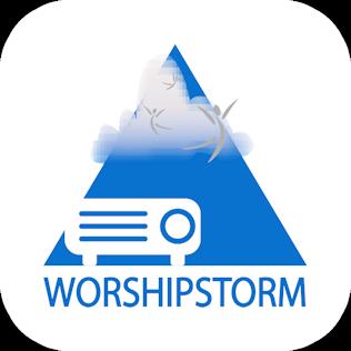 WorshipStorm - Projector