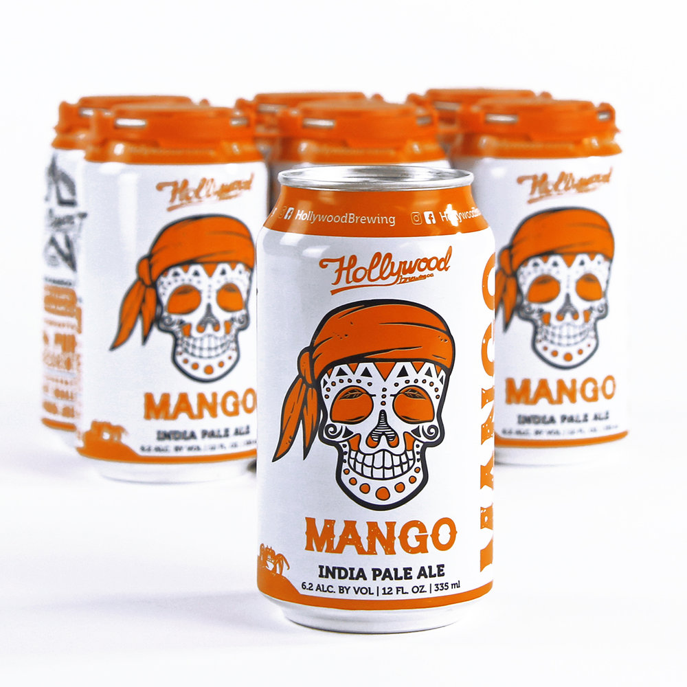 Mango IPA  Package & Draft