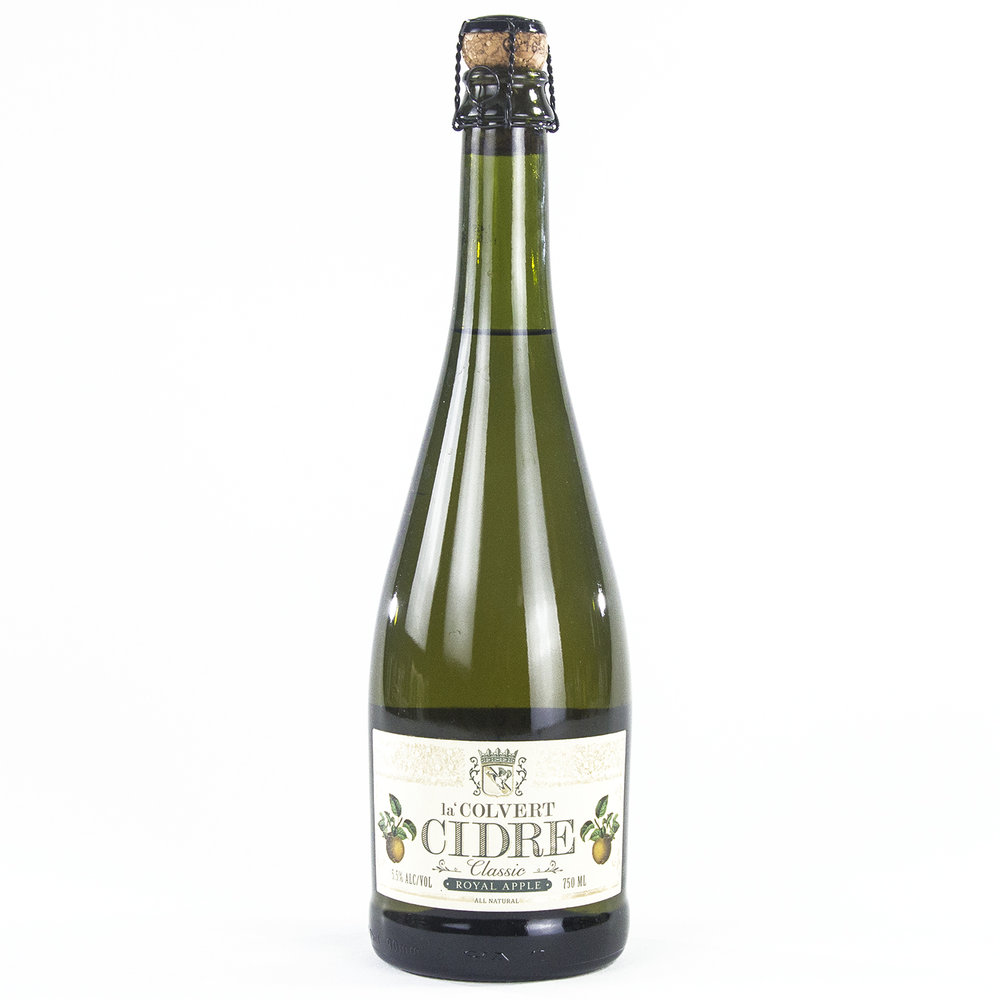 la'Colvert Royal Apple Cidre