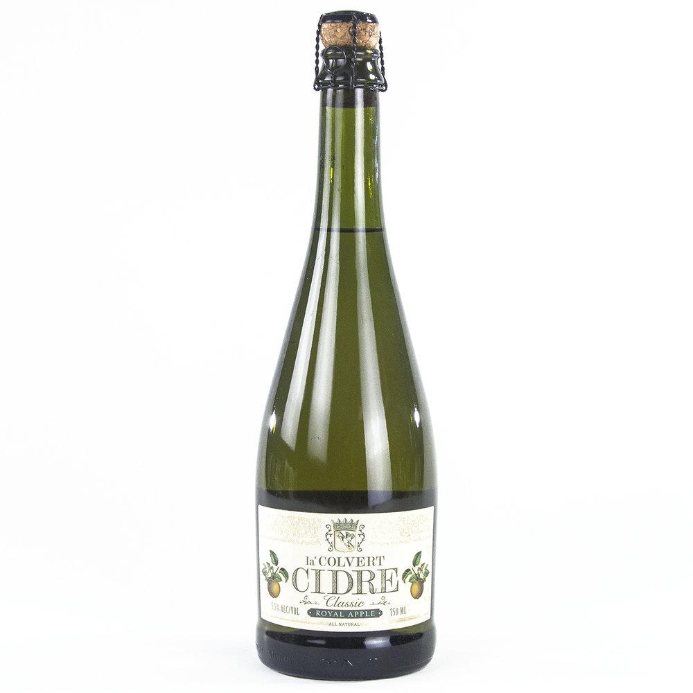 la'Colvert Royal Apple Cidre