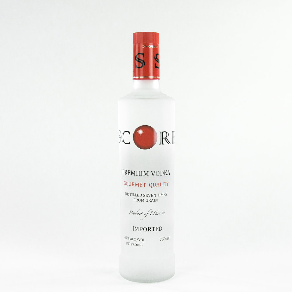 Score Vodka | 750 mL
