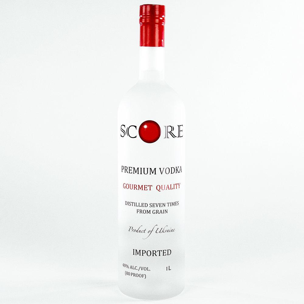 Score Vodka | 1L
