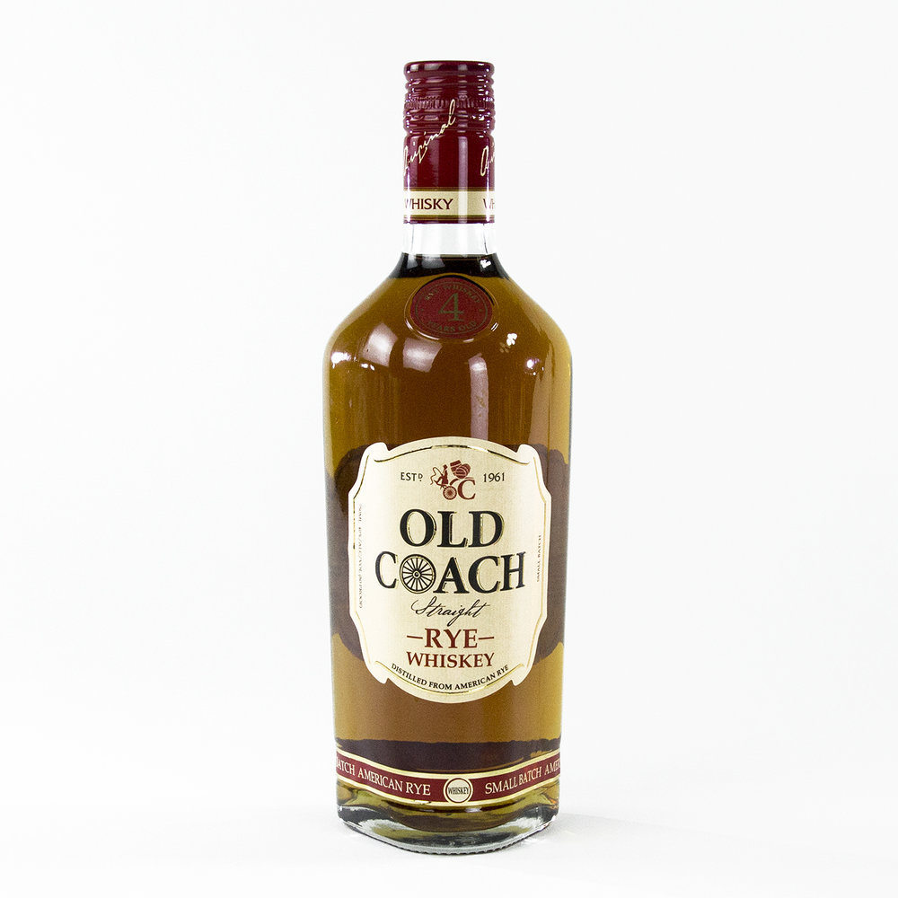 Old Coach Rye Whiskey