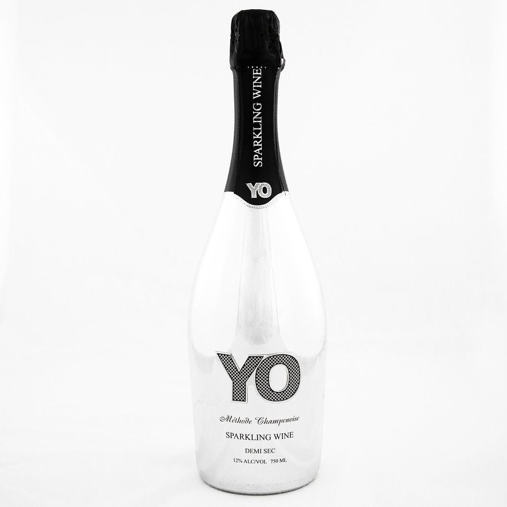 YO Sparkling Wine - Demi Sec