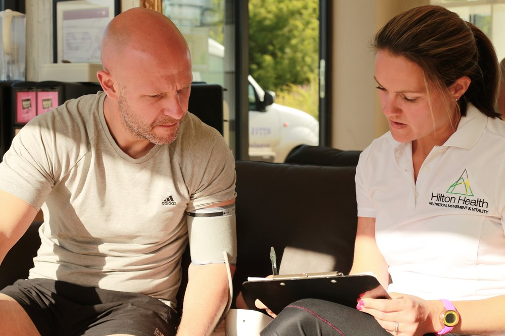 Bespoke to you - By first understanding your goals, your lifestyle and your approach to health, Hilton Health can design an approach tailored to you and helping you achieve the best version of you.