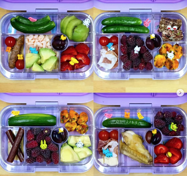 Follow  @Paleoathome  for a wealth of lunch box inspiration