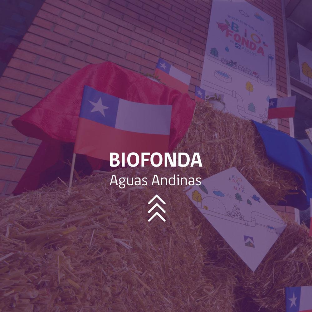 Biofonda Aguas Andinas Fonda