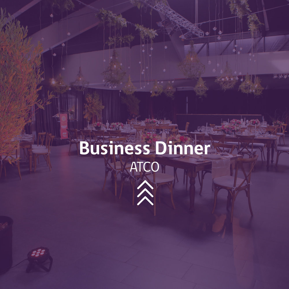 Business Dinner ATCO