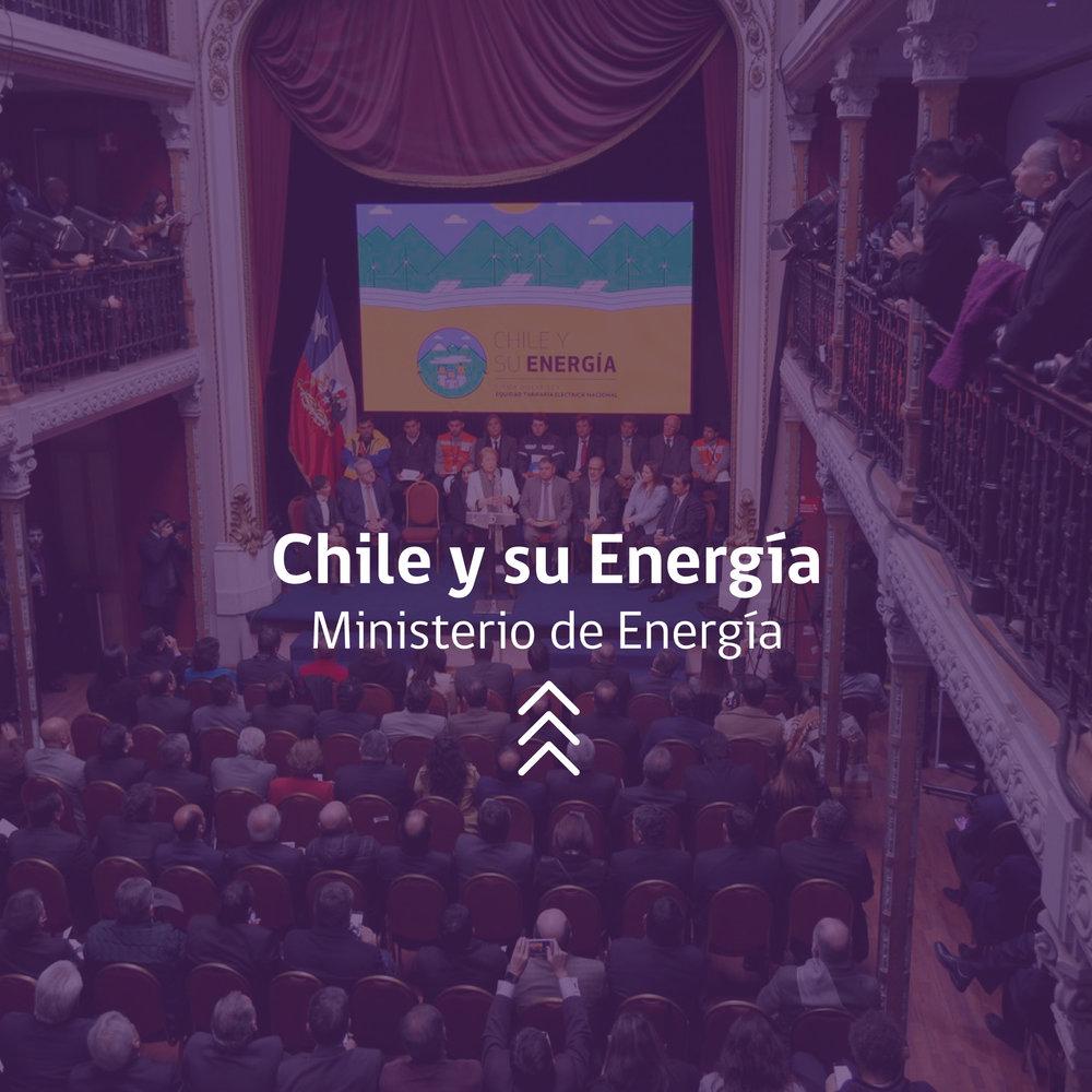 Chile y su Energía Chile Eventos Ministerio