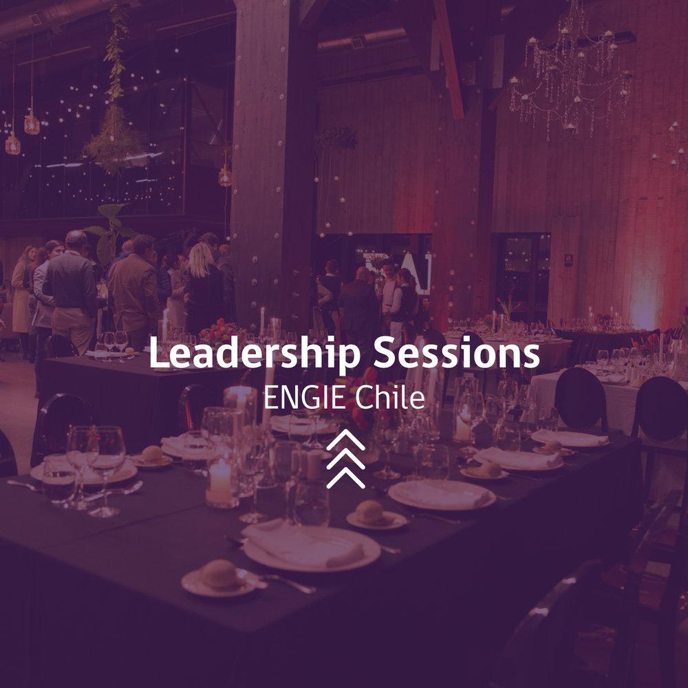 Leadership Sessions Engie Chile Eventos Botanico