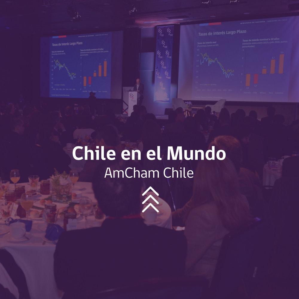 AmCham Chile Evento