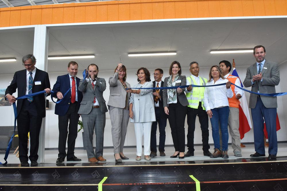 ATCO Sabinco Inauguración