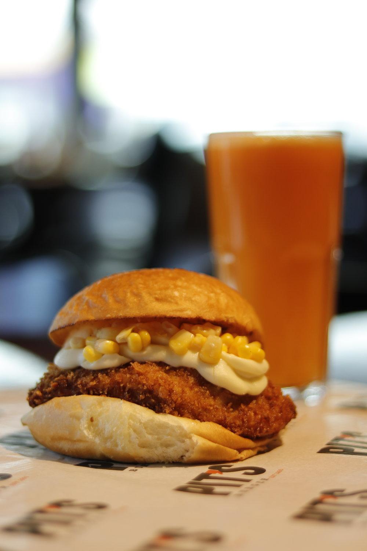 FMC, umas das criações do Burger da Vez.