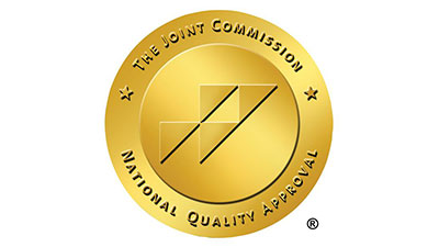 2016 Joint Commission Accredited Healthcare Organization -