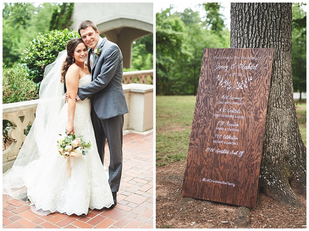 Georgia Peach Wedding Feature
