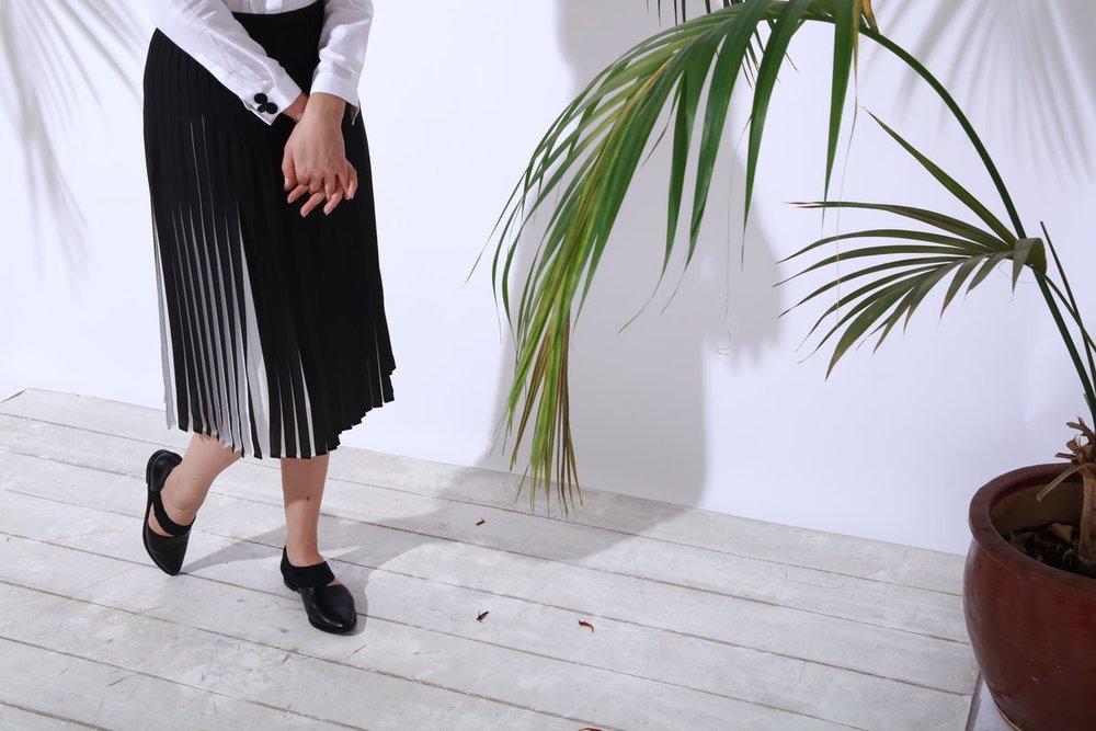 Ethical footwear