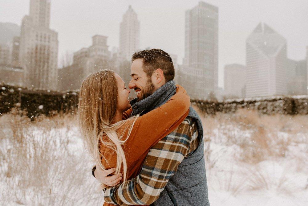 Chicago Wedding Photographer Engagement Session.jpg