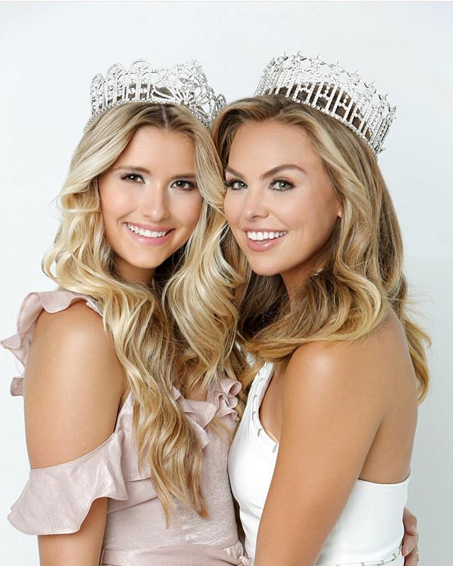 ✨Just one week till Hannah and Kennedy kick off the 2019 Miss Alabama USA/Teen USA competition!✨www.missalabamausa.com