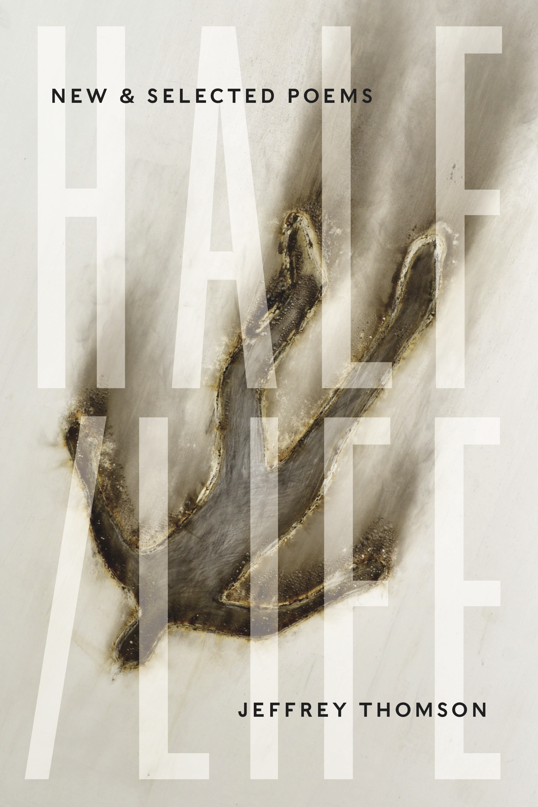 Halflife New Selected Poems Alice James Books