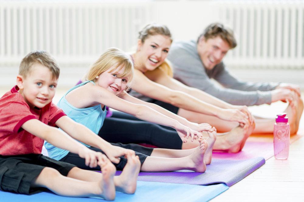 Family Yoga, Erika Levy, Flow Hot Yoga, empress yoga