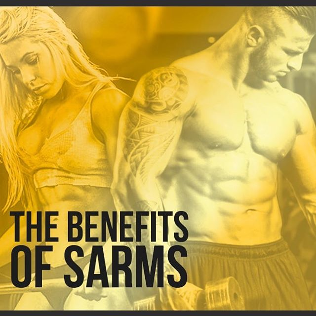 SARMs are known for their ability to help build a great amount of muscle mass in a short period of time. LEARN MORE - click link on bio