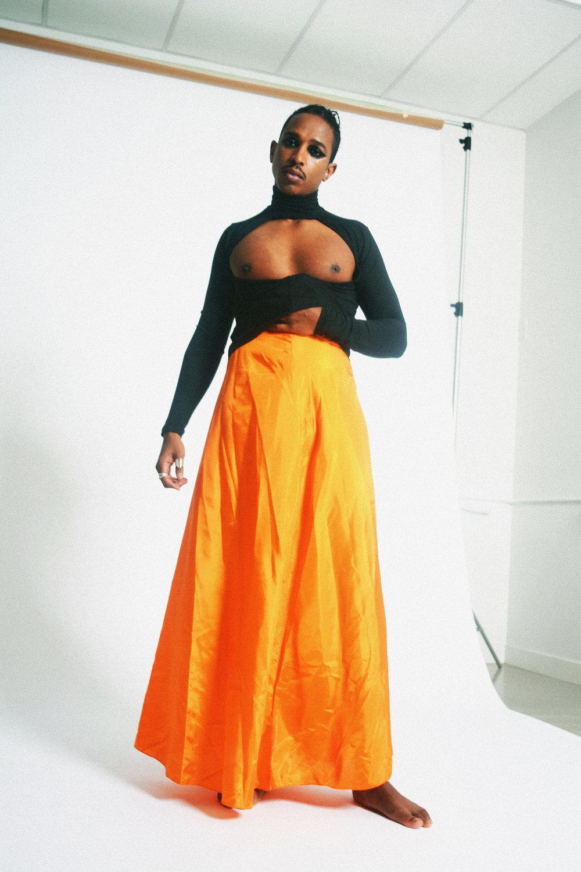 Top - Allsaints Skirt - Stylist's Own