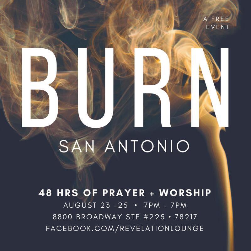 Burn Flyer
