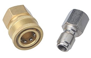 Pressure Washer Fittings