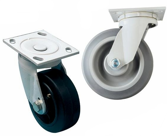 Casters - General PurposeLight DutyMedium DutyHeavy DutyV-Groove