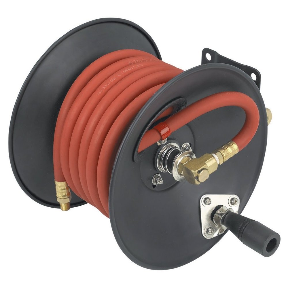 On-Reel Hose