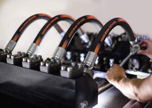 Hydraulic Hose Testing