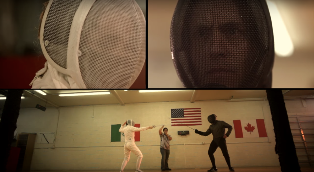 Fencing Music Video