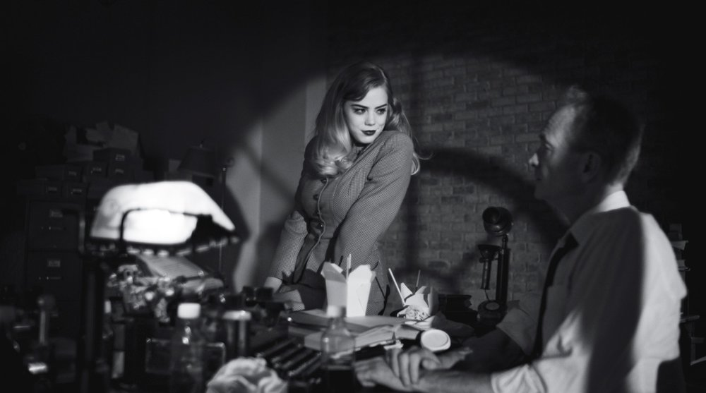 MyChart Film Noir