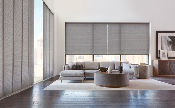 Hue Interior Designs is your source for all your window and wall covering needs -