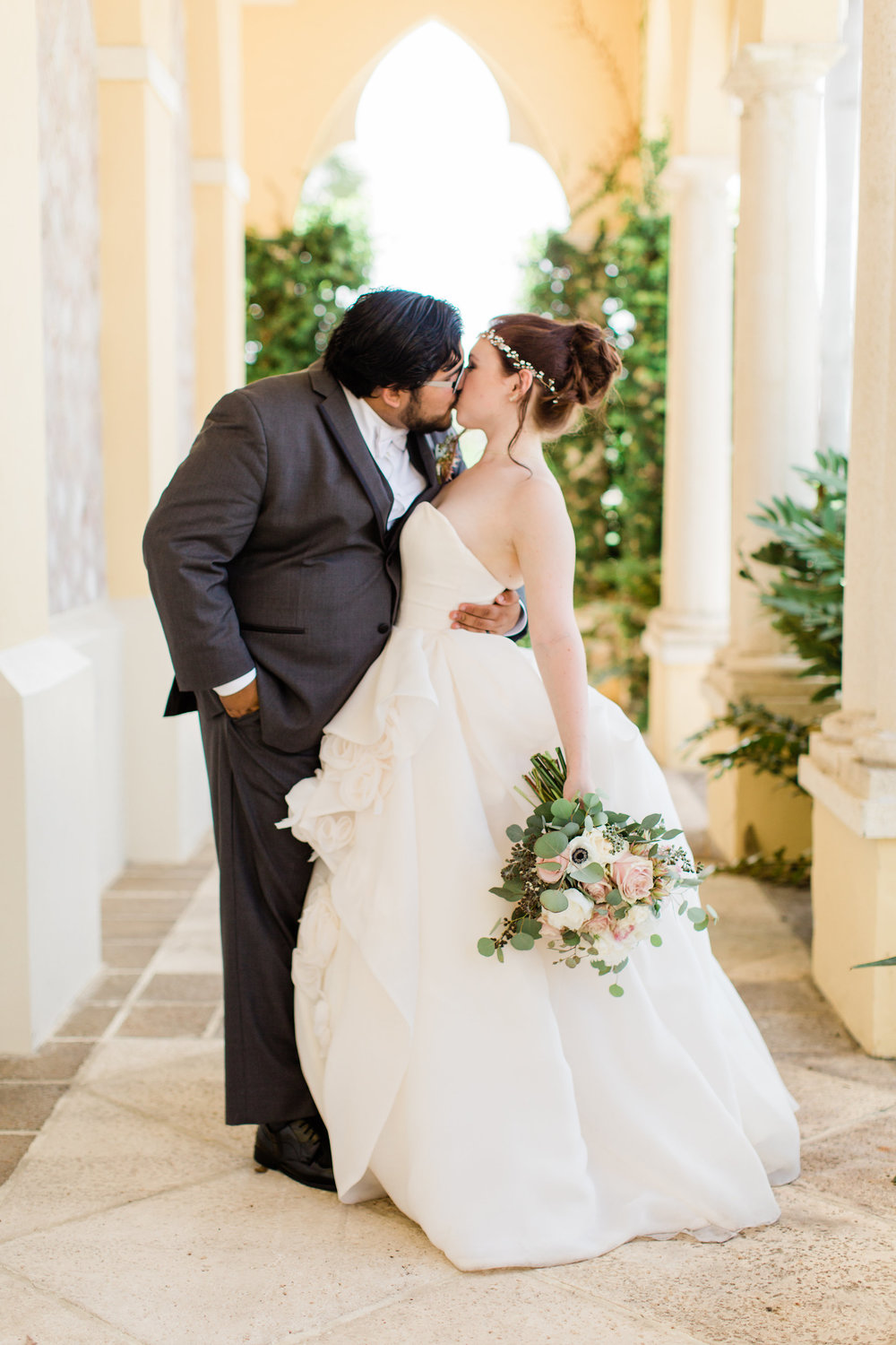 Classic Wedding Portrait at The Addison, Boca Raton Wedding Planning by Fleeting Elegance